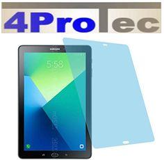 2 Stück GEHÄRTETE ANTIREFLEX Displayschutzfolie für Samsung Galaxy Tab A 2016 SM-P585N (mit Telefonfunktion) Bildschirmschutzfolie - http://uhr.haus/4protec/samsung-galaxy-tab-a-2016-sm-p585n-samsung-galaxy-a