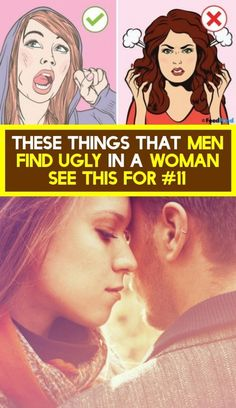 These things men find ugly in a woman. See this for Get Healthy, Healthy Tips, Healthy Choices, Healthy Habits, Healthy Style, Healthy Protein, Happy Healthy, Ayurveda, To Be Wanted