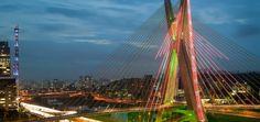 Sao Paulo - Ponte Estaiada