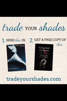 Trade your shades at http://www.tradeyourshades.com with Authentic Intimacy.