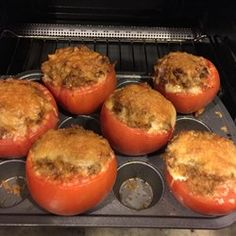 Rice and Beef Stuffed Tomatoes - Allrecipes.com