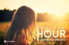 Golden Rush Hour Lightroom Presets by Sleeklens on Creative Market