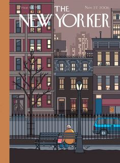 The New Yorker - Chris Ware