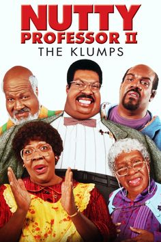 Nutty Professor II: The Klumps (2000) Movie Media, Pictures, Posters, Videos
