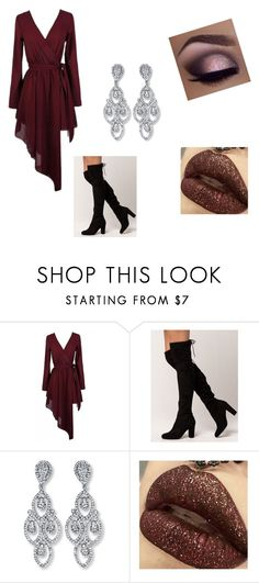 """GLAM"" by malloryann46 on Polyvore"
