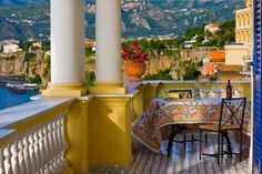 Villa La Terrazza, Sorrento Italy, one of my most favorite places in the world Sorrento Italy, Holiday Accommodation, Yoga Retreat, Terrazzo, Italy Travel, Vacation Rental Sites, Travel Inspiration, This Is Us, Sweet Home