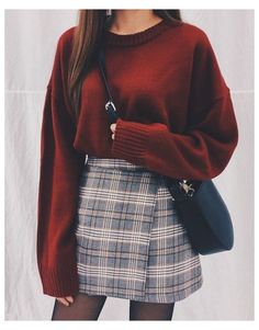 Hipster Outfits, Mode Outfits, Skirt Outfits, Fall Outfits, Casual Outfits, Ladies Outfits, White Outfits, Classy Outfits, Summer Outfits
