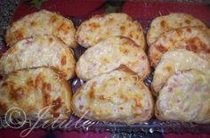 Zapečená sýrová veka