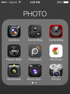 favorite-photo-apps #IphonePhotography