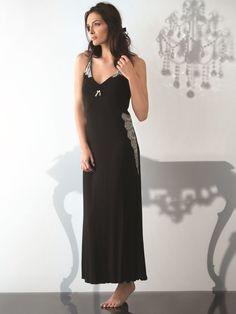 Vanilla Night   Day Long Nightdress Chemise 2248 Long Nightdress e44eac8ad