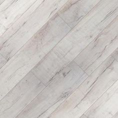 Home Decorators Collection Take Home Sample - Textured Shadow Oak Laminate Flooring - 5 in. x 7 - The Home Depot White Wash Laminate Flooring, Pergo Laminate Flooring, Waterproof Laminate Flooring, Vinyl Plank Flooring, Grey Flooring, Wooden Flooring, Hardwood Floors, Shabby Chic Laminate Flooring, Flooring Ideas