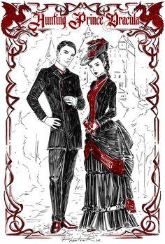 Hunting Prince Dracula: Audrey Rose Wadsworth and Thomas Cresswell Ya Books, Good Books, I Love Books, Jack Ripper, Audrey Rose, Arte Horror, Book Boyfriends, Book Fandoms, Book Of Life