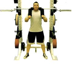 This will wreck you discover what a prowler flu is i for Homemade safety squat bar