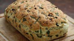 Caramelized Onion Bread Recipe