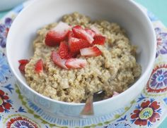 Breakfast Quinoa recipe from Martha Stewart