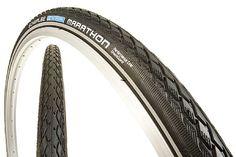 """Schwalbe Marathon 26"""" GreenGuard Tire HS420"""