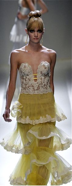 Valentino Couture Spring 2007