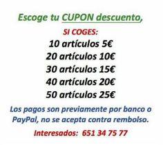 VENTA d cuaquier articulo en __________ http://es.wallapop.com/