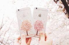 Imagen de iphone, case, and tree