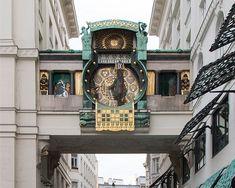 Ankeruhr  #österreich #austria #Vienna #Wien #wiedeń #streetsofvienna #viennablogger #ilovewien Austria, Big Ben, Broadway Shows, Anna, Instagram