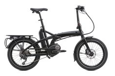 Tern Elektron - Bosch powered folding e-bike