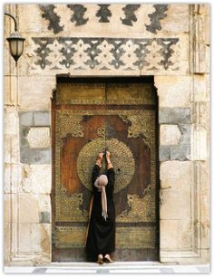 Madrasa of Sultan Barquq ~ Cairo, Egypt - something about this takes my breath away..