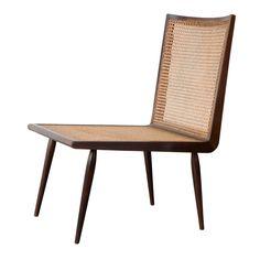 Low Bedroom Chair by Joaquim Tenreiro  Brazil  1960s