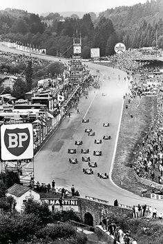 Start @ Spa 1960