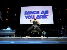 "LAURE COURTELLEMONT JUDGE DEMO @ DANCE AS YOU ARE Event ""Rock the boat"""
