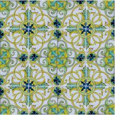 Mariooch Majolica Ceramics Tiles