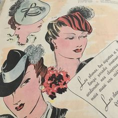 Vintage inspiration for Winter Collection ! #wendylouisedesigns #vintageinspired #vintage #vintagefashion #millinerycouture #vintagestyle #wendylouise #madhatter #hat #1940s