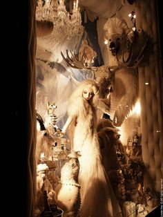 Bergdorf Goodman's Window Display