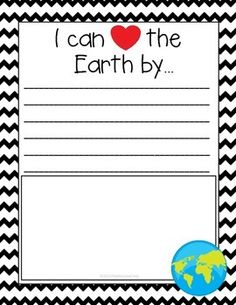 Earth Day Essay Topic Ideas for Grade School Students