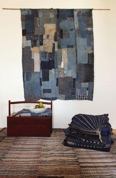 Japanese Textiles - Shelley Davies