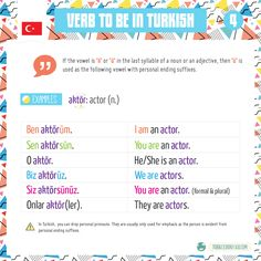 Image result for turkish vowel harmony rules