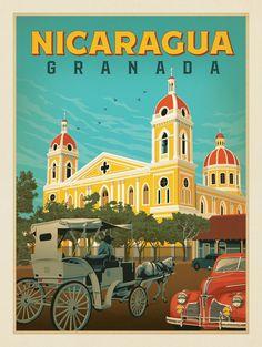 Anderson Design Group – World Travel – Nicaragua: Granada