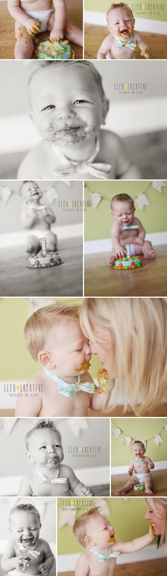 Cleo Creative Blog » cake smash