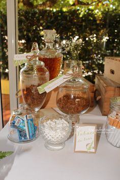 la boda rústica - decoración boda inspiración nueva zelanda - cigar corner http://thegodmother.es/blog/inspiracion-neva-zelanda-boda-