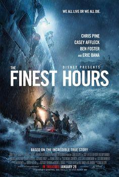 The Finest Hours - Segundo Poster & Segundo Trailer   Portal Cinema