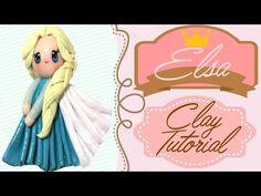♥Elsa Tutorial♥ (DISNEY PRINCESSES SERIES) - YouTube