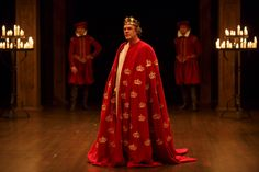 (P) Tom McCamus as King John with members of the company in Photo: David Hou Stratford Shakespeare, Stratford Festival, Shakespeare Festival, King John, Sari, Ontario, Theatre, Unique, Theater