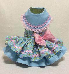 Vestido de perro de la cesta de huevos por LittlePawsBoutique