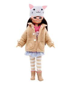 Love the Lottie dolls which let girls look like little girls