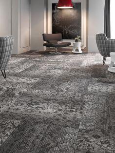 Durkan - Carpet Tile - Nomadic Wanderer Tile 12BY36