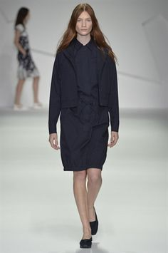 London Fashion Week Day 2 Jasper Conran Spring/Summer 2015 Ready to wear  13 September 2014