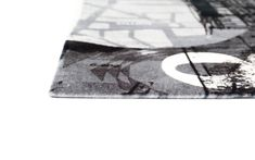 Alfombra Ex Wander Edition | HomebyFama Nike Logo, Patterned Carpet, Rugs, Black And White