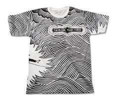 THOM YORKE The Eraser T Shirt Radiohead Alternative Rock 2006 Screen on Both Side Shirt Size S M L