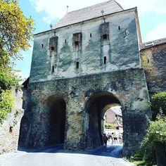 #Entrance / #Entrada. #Sighisoara #Schaessburg #Transilvania #Siebenburgen #Transylvania #Romania #Rumaenien #Rumania Instagram, Romania, Entryway