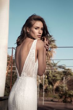 Flora available at Bluebell Bridal   Read on LOVE FIND CO.