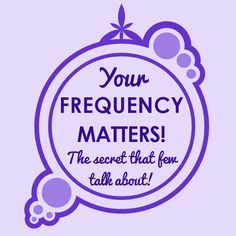 Why your frequency matters! The secret that just few talk about! (Ep. 10)